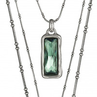 Uno de 50 Aurora Boreal Necklace