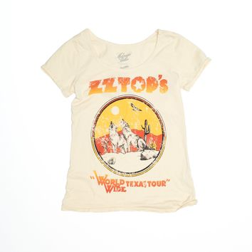 ZZ Top WorldWide Texas Tour - Summer Melon Ballet Tee