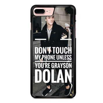 Dolan Twins 2 iPhone 7 Plus Case