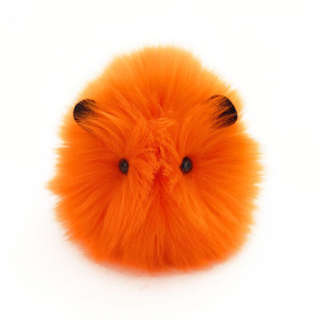 Little Pumpkin the Guinea Pig Stuffed Animal Plush Toy