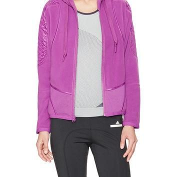 Adidas by Stella McCartney Women's Perf Fleece Jacket - Pink