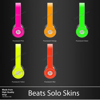 Neon Series - Beats Solo Skins