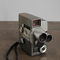 Urban Outfitters - Vintage Wollensak Model 73 8mm Movie Camera