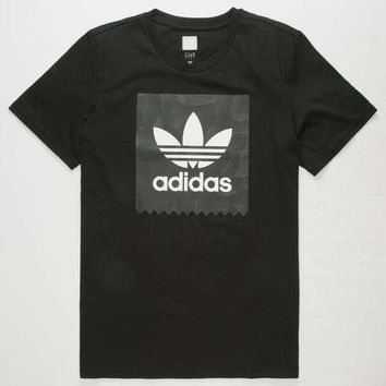 ADIDAS Warp Blackbird Mens T-Shirt