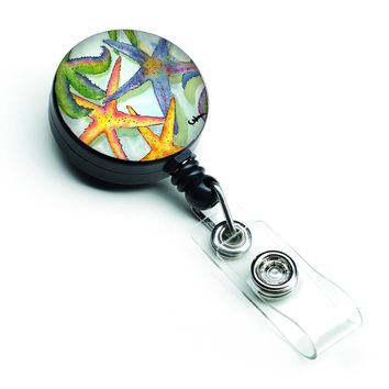 Starfish Retractable Badge Reel 8542BR