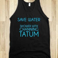 SAVE WATER - glamfoxx.com