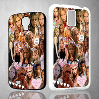 Buffy Collage X0965 Samsung Galaxy S3 S4 S5 (Mini) S6 S6 Edge,Note 2 3 4, HTC One S X M7 M8 M9 Cases