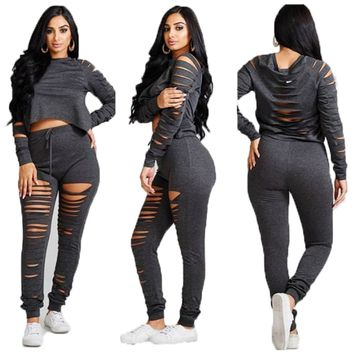 design Long Sleeve Tracksuit