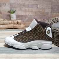 LOUIS VUITTON LV x Air Jordan 13 Retro - Best Deal Online