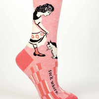 Sock Whore Women's Socks