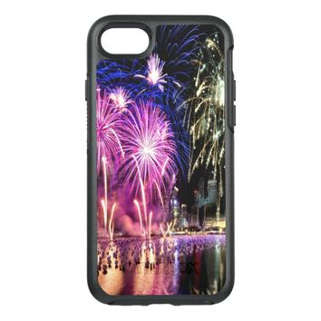 Fireworks OtterBox Symmetry iPhone 7 Case