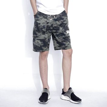 Hot 2017 Summer Men Camouflage cargo shorts Cotton Casual Beach Short Pants Brand short masculino Plus Size 3XL High Quality