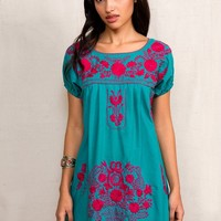 Urban Renewal Mexicali Rose Dress - Urban Outfitters