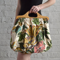 70s Tropical Purse