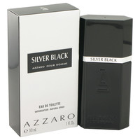 Silver Black Cologne by Loris Azzaro Eau De Toilette Spray