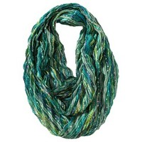 Mossimo Supply Co. Textured Infinity Scarf - Green