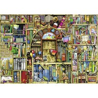 Ravensburger Bizarre Bookshop 2 Jigsaw Puzzle - Puzzle Haven