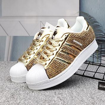 Adidas superstar Women Fashion Old Skool Flats Shoes