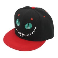 Multi-color Hip-hop Cats Stylish Baseball Cap [4917730052]