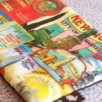 New York purse.Change purse New York.New York wallet New York change purse Zipper wallet NY gifts.Mad Men lovers .Empire State NY.