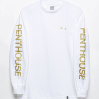 HUF x Penthouse Logo Long Sleeve T-Shirt at PacSun.com