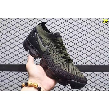 Nike Air Max Flyknit Fashion Women Men Casual Air Cushion Sport Breathable Running Shoes Sneakers 3#