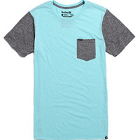 Hurley Munro Color Block Crew T-Shirt at PacSun.com