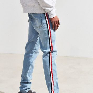 BDG Side Tape Skinny Jean | Urban Outfitters