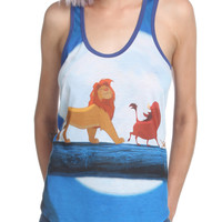 Disney The Lion King Trio Girls Tank Top | Hot Topic