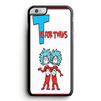 Thing 1 And Thing 2 iPhone 6 Plus Case | Aneend