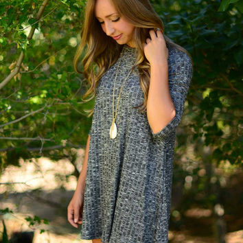 Fall Into Place Dress