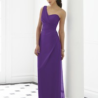 Dessy After Six 6646 In Stock Bridesmaid Dress