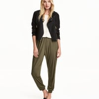 Harem Pants - from H&M