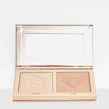 Missguided - Glow Bar Highlighting Palette