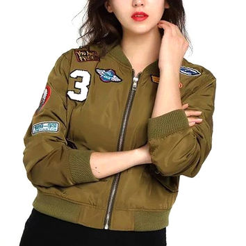 Pilot/Flight Bomber Jacket