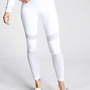 Meshblock Pocket Pura Tight | Athleta