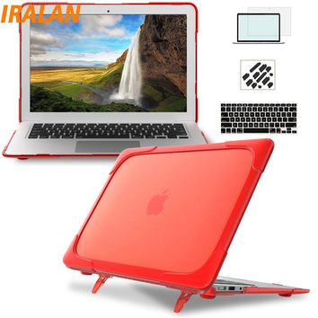 High quality Hard laptop sleeve for MacBook Air 13 case 11 12 15 Pro
