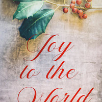 Joy to the World 2 by Andrea Anderegg Photography