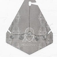 Filigree Coin Head Chain in Silver - Urban Outfitters