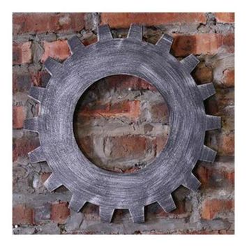 Industrial Style Gear Wall Haning Decoration    C