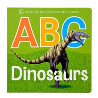 AMNH ABC Dinosaurs Board Book
