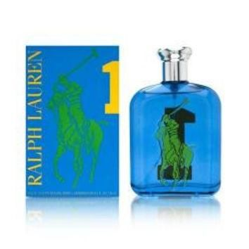 Polo Big Pony #1 [Blue] Perfume By Ralph Lauren For Men