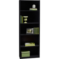 Walmart: Ameriwood 5-Shelf Bookcase, Multiple Colors