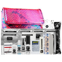 Sephora: Pinch Provisions : Skinny Minimergency® Kit For Her - Neon Pink Python : gift-value-sets-tools-accessories