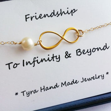 Set of 4,Infinity bracelet with card,Gold Fill Infinity Bracelet,Friendship,Best friends Bracelet,Bridesmaid Gifts,Sisterhood