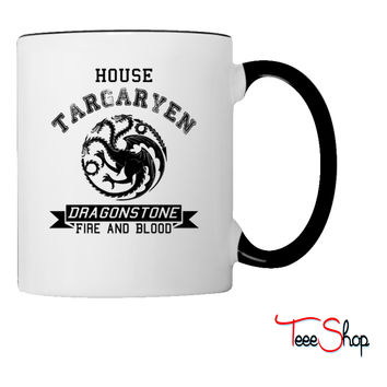 house targaryen Coffee & Tea Mug