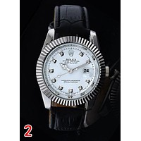 Rolex Popular Ladies Men Chic Movement Watch Business Watches Wristwatch I/A