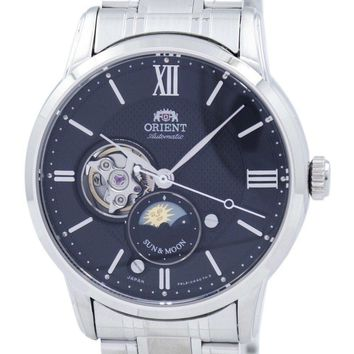 Orient Classic Sun   Moon Automatic RA-AS0002B00B Men's Watch