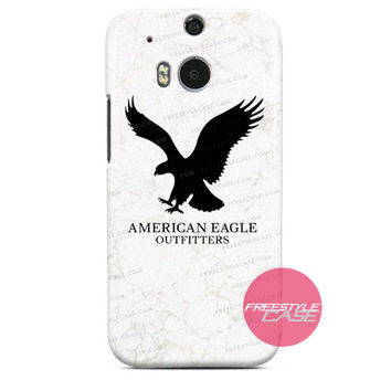 American Eagle Outfitters Logo HTC One Case M9 M8 One X Cover