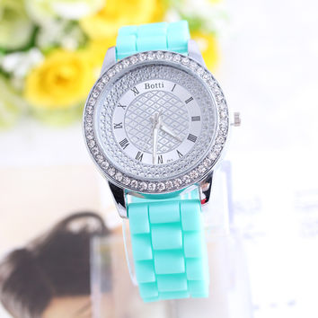 Women Man Watch Fit for everyone.Many colors choose.HOT SALES = 4487128516